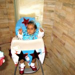 Alina's First Dr Seuss Party