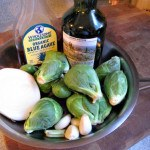 Balsamic Glazed Brussel Sprouts Recipe