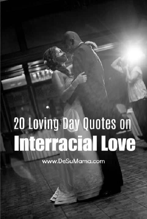 Quotes on interracial