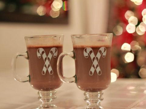 Abuelita Hot Chocolate Recipe #irishCoffee