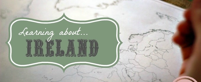 Culture Party: Learning About Ireland