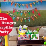 Sebastian's Very Hungry Caterpillar Party! {part one}
