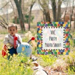 Very Hungry Caterpillar Party: Photo Shoot and Free Printable