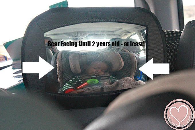 How Long to Keep Car Seat Rear-Facing: The New Mom Drama - De Su Mama