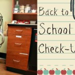 "Ready for Preschool: ""Back to School"" Check Up at Walgreens"