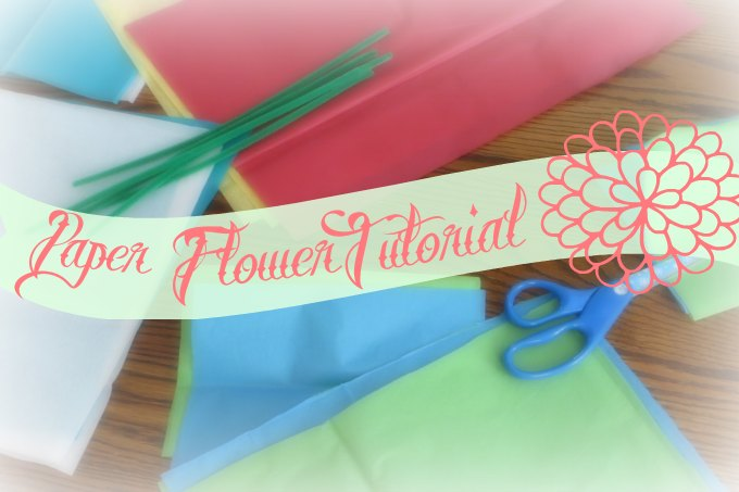 Paper Flower Tutorial Day Of The Dead Crafts