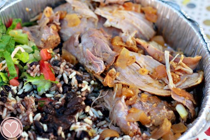 Slow Cooked Cuban Pork - Lechon Asado - De Su Mama