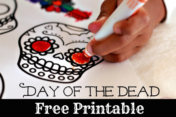 - 5 Free Day Of The Dead Printables To Honor Latino Traditions