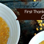 The First Thanksgiving: Corn Pudding Recipe