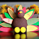 Thanksgiving Turkey Gratitude Craft for Little Ones