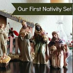 Our First Nativity Scene Set: Latino Holiday Traditions