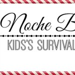 Noche Buena Survival Kit for Kids