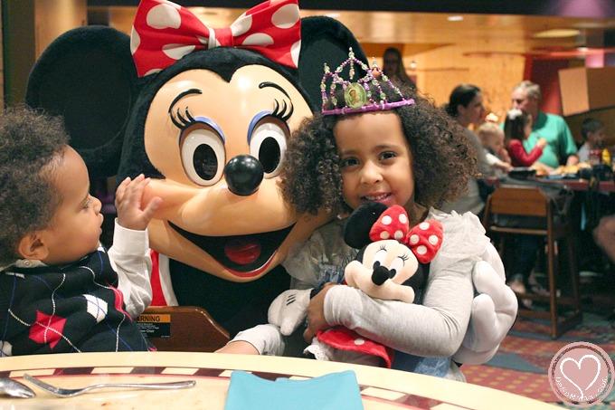 A Magical Birthday Celebration At Goofy S Kitchen In Disneyland Resort