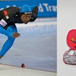 Olympic Ice Skate Craft for Kids: Celebrating Shani Davis