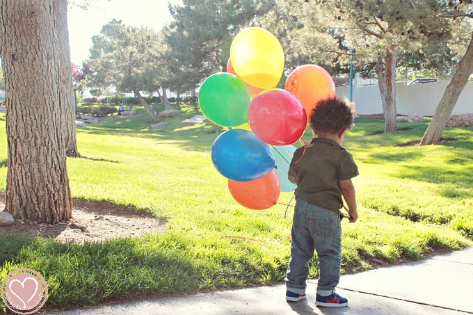 a love letter to my son on his birthday two years old