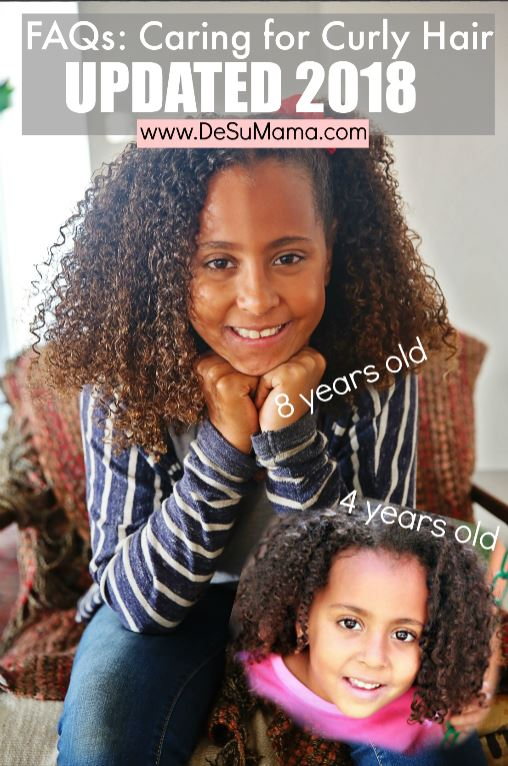 Faqs How To Manage Curly Biracial Hair Updated 2019