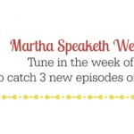 PBS Kids Martha Speaketh Weekth Begins This Week!