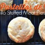 Cuban Pastelitos de Carne (Picadillo): Easy BTS Snack