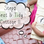 Newest Outdoor Playhouse: Step2 Neat & Tidy Cottage II