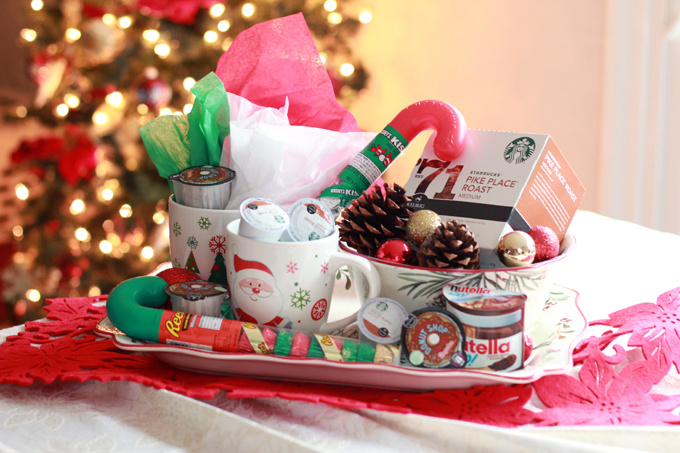 Keurig gift baskets for christmas