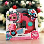 Teach Kids to Sew with Top Toy: Sew Cool Machine