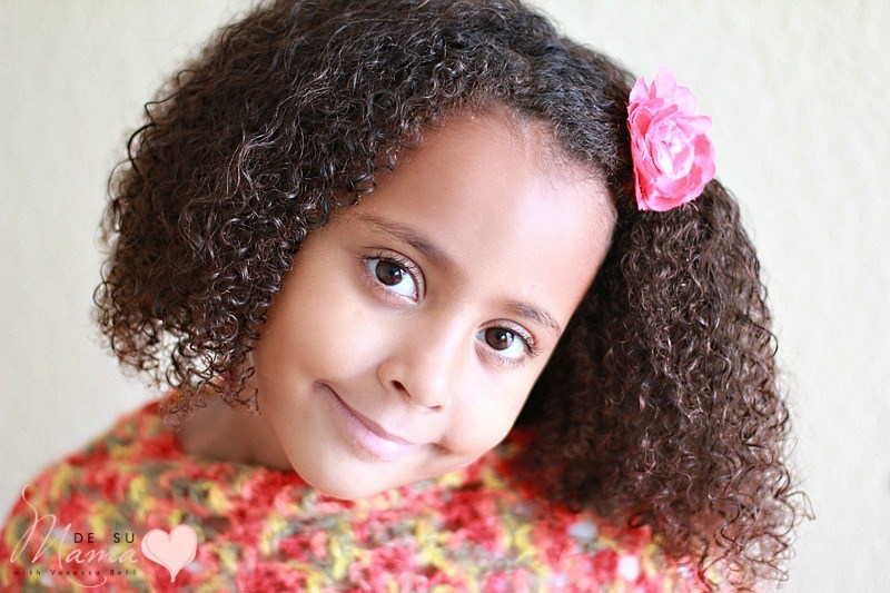 Curly Hairstyle For Toddler : Biracial hair during winter: 6 tips for healthy curls de su mama