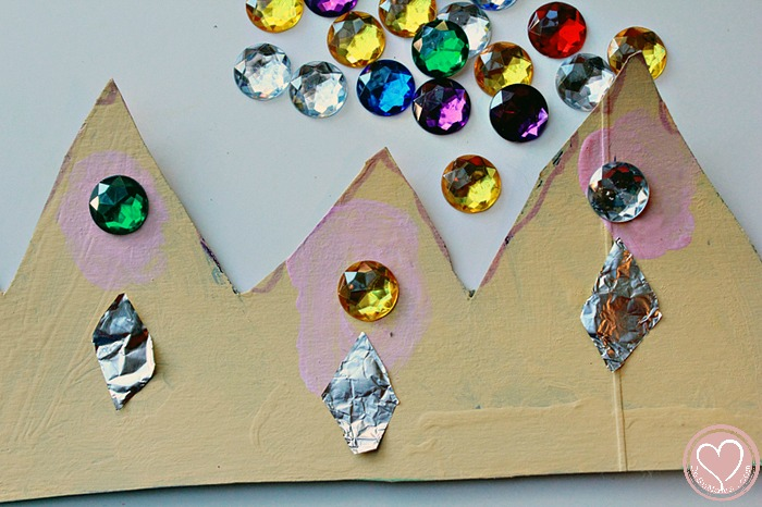 Three Kings Crown Craft For Kids 1