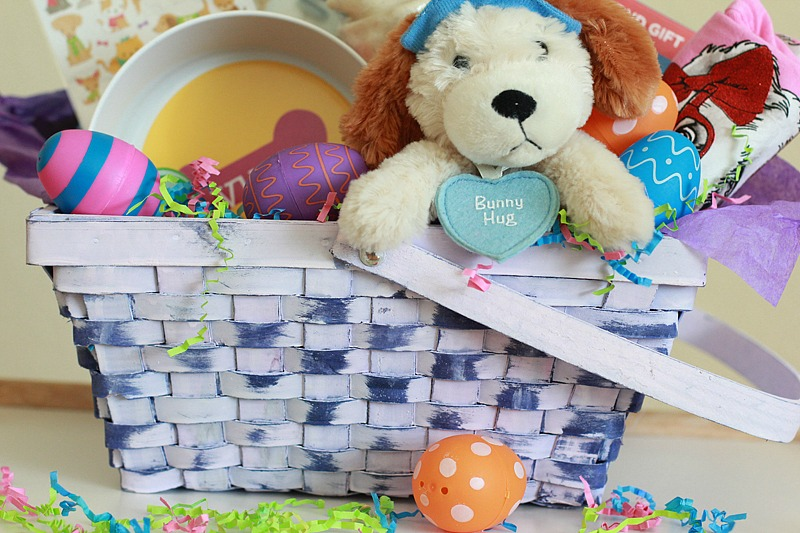 An annie inspired easter basket for dog lovers easter basket dog lovers annie movie dsm 2 negle Image collections