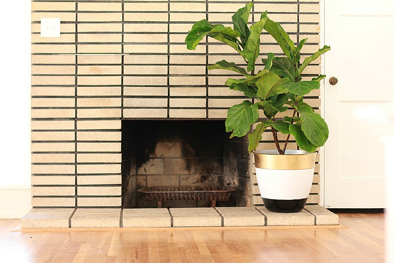 Diy Mid Century Modern Planter A New Take On An Old Classic