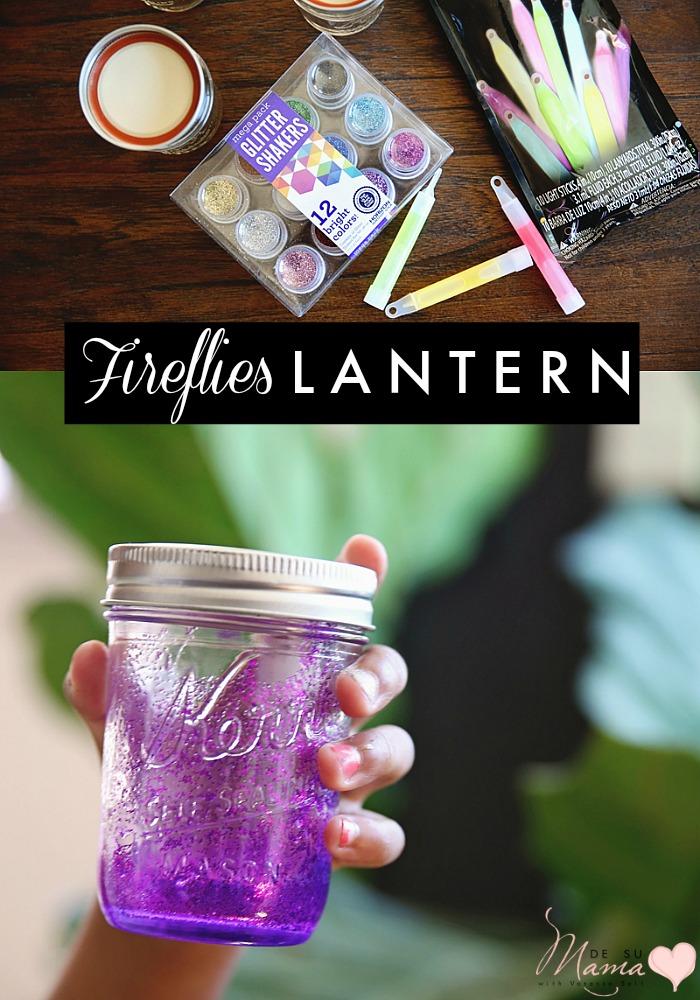 Firefly Lantern Craft Summer Family Legacy Building
