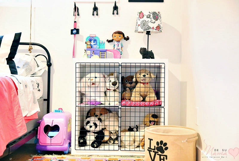 Stuffed Animal Storage For Dog Lovers Diy Play Kennel
