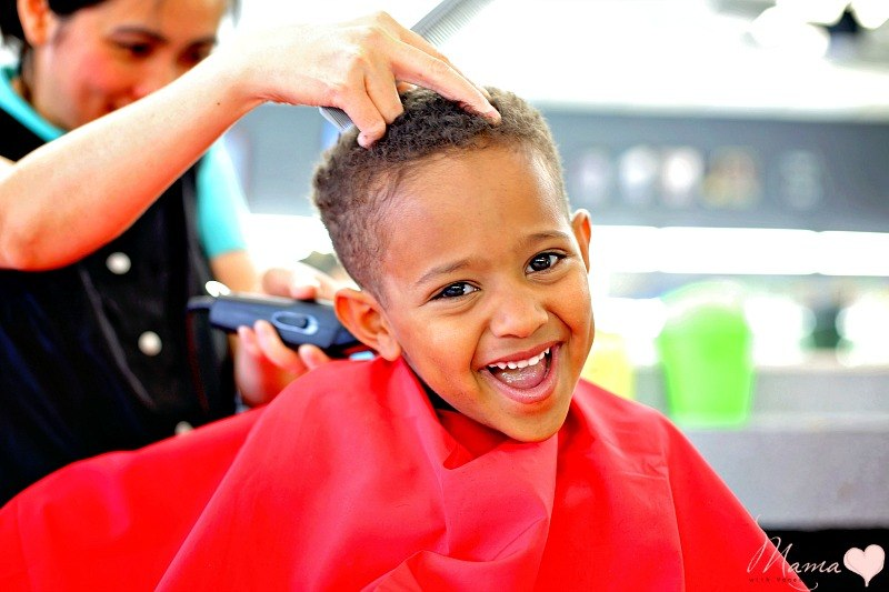 Little Boy Haircuts The Buzz Cut