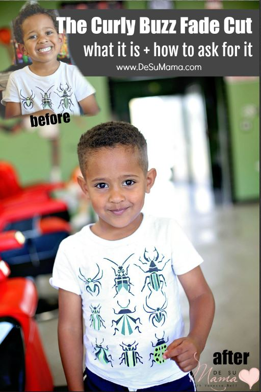 Little Boy Haircuts The Buzz Cut