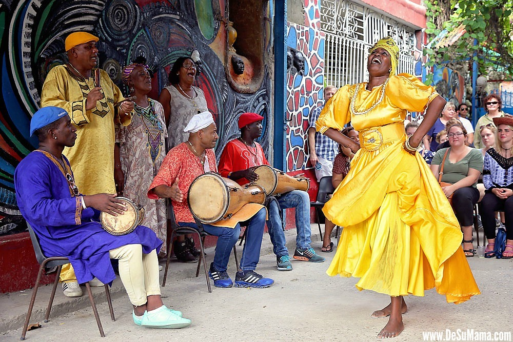 Callejon De Hamel Afro Cuban Culture In Havana