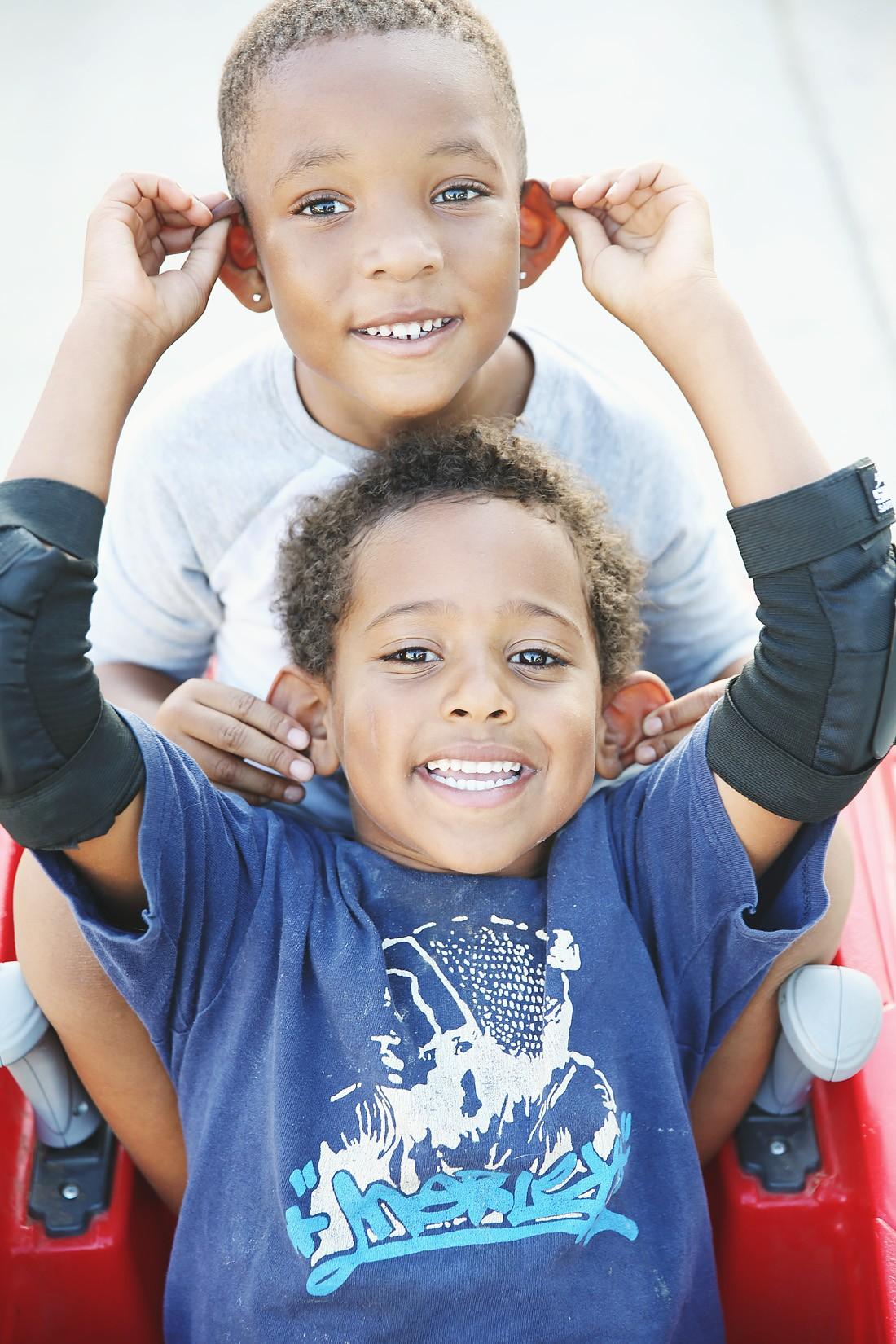 Little Black Boy Joy