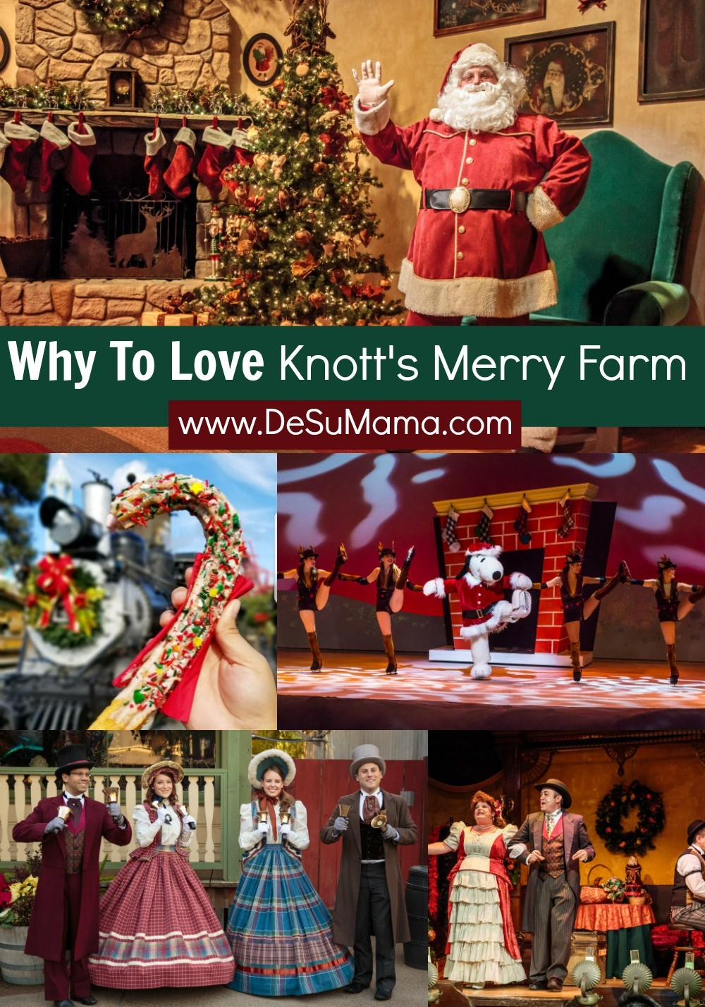 What To Love About Knotts Merry Farm