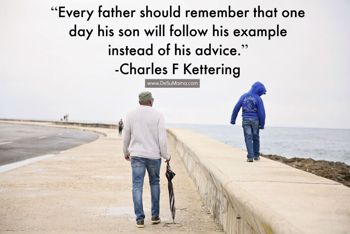70 Father And Son Quotes To Inspire Strong Families