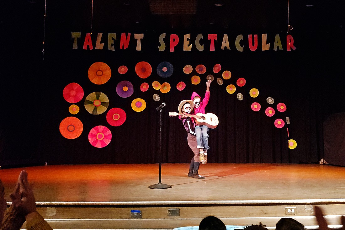 30+ talent show ideas for kids who love performing!