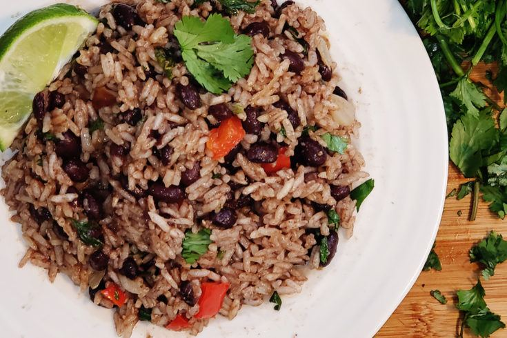 Gallo Pinto Typical Costa Rican Food Your Family Will Love